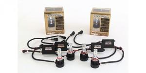 BELLOF LEDヘッドランプ バルブキット フォース・レイ H7 HB3/HB4 H9/H11