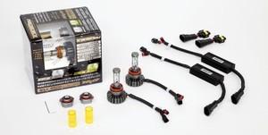 BELLOF LEDコンバージョンバルブ トランス・レイ H8/H11/H16/HB4 6500K